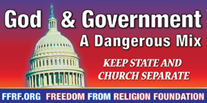 god and government a dangerous mix