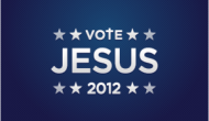 Voting for Jesus?